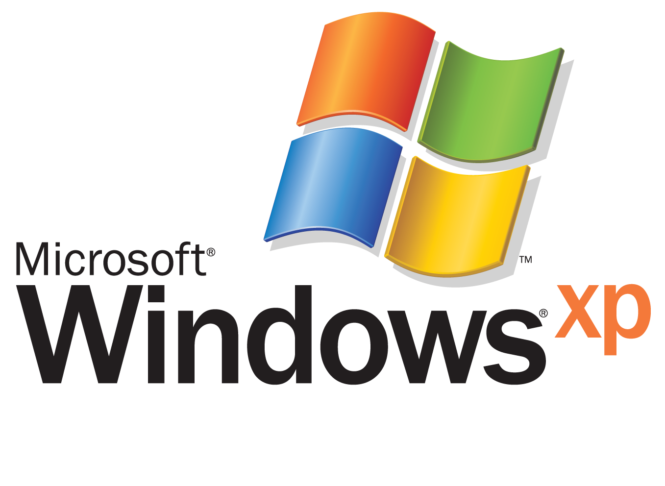Windows XP: logo, лого